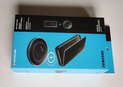 Accessoires Samsung chargeur à induction + Coque Clear View