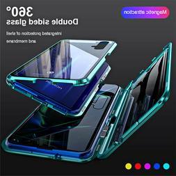 Coque 360 Pour Samsung Galaxy A51 A71 M30S M10 A11 Double Ve