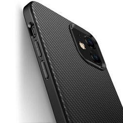 Coque Antichoc Noir Silicone iPhone 12/12 Mini/12 Pro Max 6/