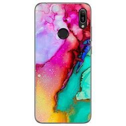 Coque Gel TPU Pour Huawei Y6 2019/Y6s 2019 Design Marbre 15