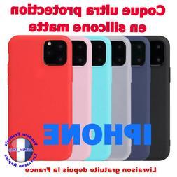 Coque iPhone 11 iPhone 12 Pro MAX MINI SE 2020 X XR XS MAX 7