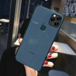 Coque iPhone 12/12 Mini/12 Pro Max Silicone Souple TPU Cover