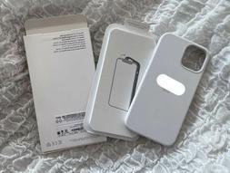 Coque type original Apple avec MagSafe pour iPhone 12 Mini ,