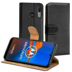 Etui Coque Pour Motorola Modèles Téléphone Portable Rabat