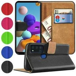 Etui Coque Pour Samsung Galaxy A21s Téléphone Portable Rab