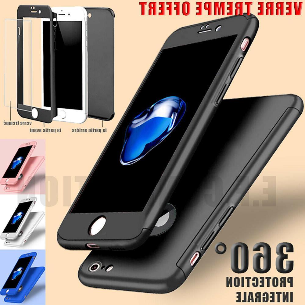 coque etui 360 iphone 6 7 8