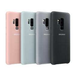Original Samsung Official Coque en silicone pour Galaxy S9+